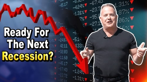 Why you SHOULD buy Real Estate in the Upcoming Recession   Ep. 4